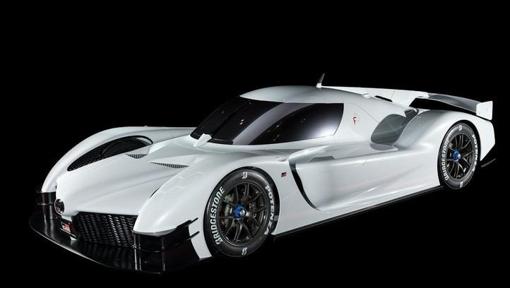 Toyota GR Super Sport Concept, l'ibrida arriva da Le Mans