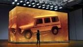 Mercedes Classe G: l'originale diventa un fossile da Jurassic Park