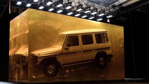 Mercedes Classe G: l'originale diventa un fossile