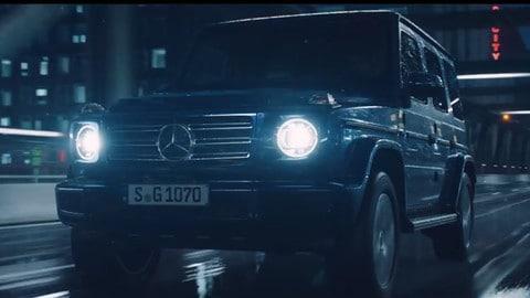 Nuova Mercedes Classe G: più forte che mai