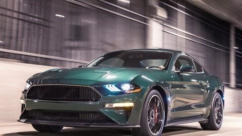Ford Mustang Bullit: foto