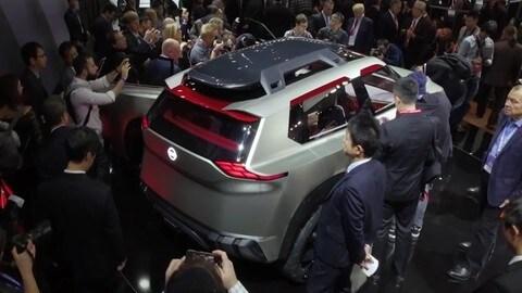 Nissan XMotion: alla faccia del Suv!