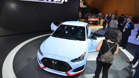 Nuova Hyundai Veloster: foto