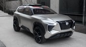Nissan Xmotion Concept: audacia e tradizione per sei