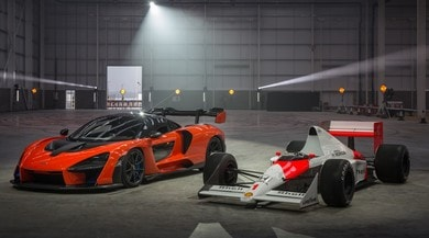 McLaren, a Sheffield sboccia la nuova rosa d'Inghilterra