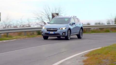 Subaru XV: la prova su strada del crossover