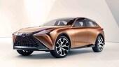 Lexus LF-1 Concept, ammiraglia crossover e laboratorio