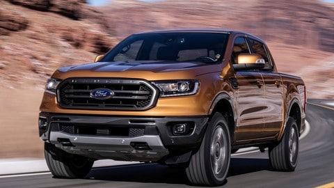 Pick-up Chevrolet, Ford e RAM: le novità a Detroit
