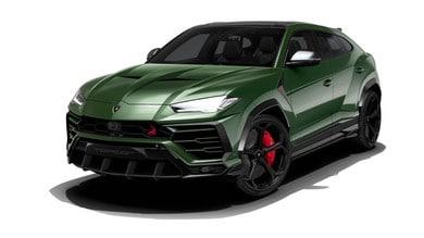 Lamborghini Urus, tuning Top Car: dalla Russia con furore