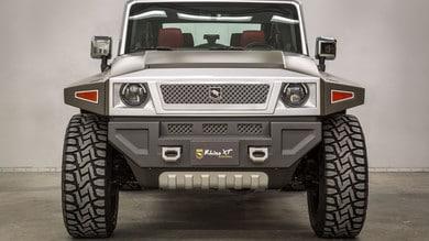 US Rhino XT: full metal Wrangler