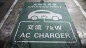Cina sempre la più elettrica, primato anche nelle colonnine