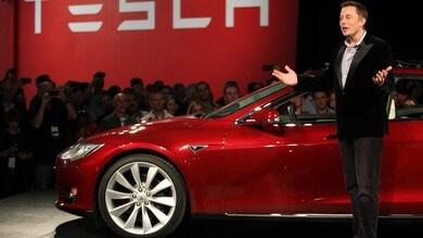 No gain, no pay: Musk senza stipendio se Tesla non decolla