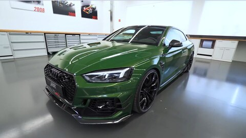 ABT RS5-R, il tuning oltre l'Audi A5: video