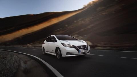 Nissan Leaf 2.0: foto