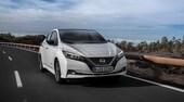 Nissan Leaf 2.0, l'elettrica che si guida con un pedale solo