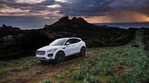 Jaguar E-Pace: foto e prezzi