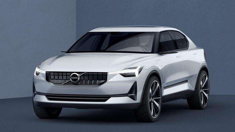 Volvo, la storia elettrica inizierà dal capitolo 40.2