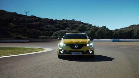 Nuova Renault Megane R.S., in pista a Jerez