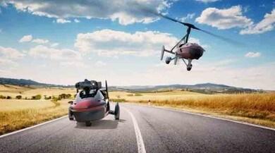 L'olandese auto-volante, ecco Pal-V Liberty
