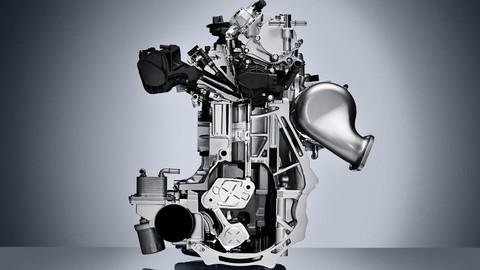 Infiniti, il motore a rapporto di compressione variabile