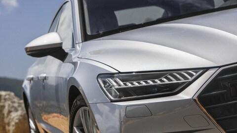 Audi A7 Sportback: ammiraglia coupé