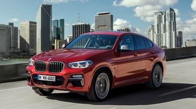 BMW X4, debutta a Ginevra la seconda generazione