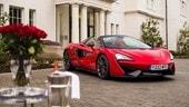 McLaren 570S Spider, per un San Valentino oltre le rose