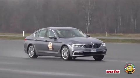 Auto dell'Anno: BMW Serie 5, eleganza bavarese