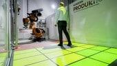 Volkswagen studia zone sicurezza dinamiche tra uomini e robot