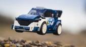 Campione anche nel gioco, Lego celebra Fiesta WRC