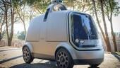 Nuro, il veicolo autonomo per 'trasporti eccezionali'
