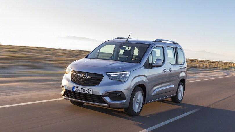 Opel Combo Life, il tuttofare per famiglie