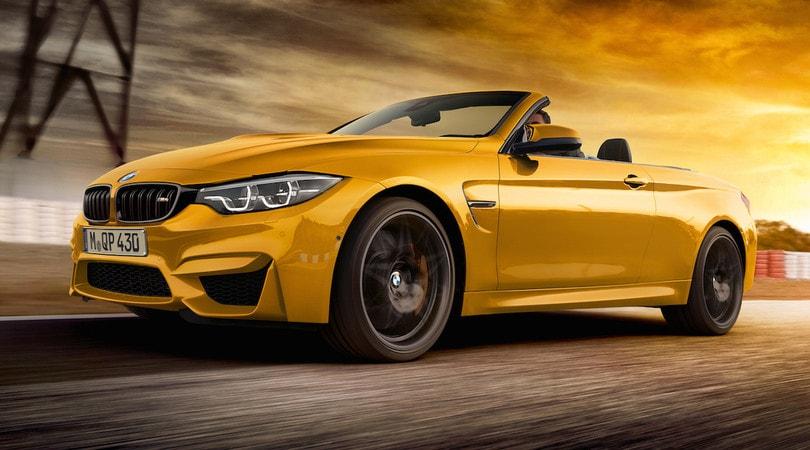 BMW M4 Edition 30 Jahre, omaggio al mito in versione scoperta