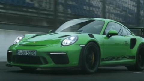 Porsche 911 GT3 RS, le corse nel sangue