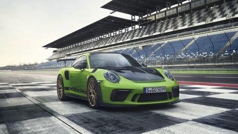 Porsche 911 GT3 RS, emozioni da pista atto terzo: foto