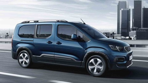 Peugeot Rifter, tuttofare d'Oltralpe