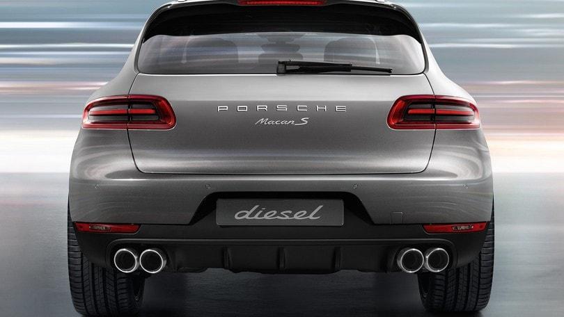Basta Diesel (per adesso), siamo Porsche