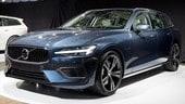 Volvo V60: ambizioni formato famiglia
