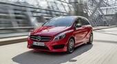 Mercedes Classe B Tech, la due volumi diventa hi-tech