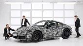 Nuova Porsche 911, prima visione sul progetto 992