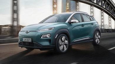 Kona Electric, Hyundai gioca d'anticipo col Suv elettrico