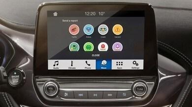 Ford, arriva su Sync 3 la navigazione Waze
