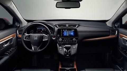 Honda CR-V Hybrid: foto