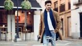 L'uomo moderno e la moda del futuro