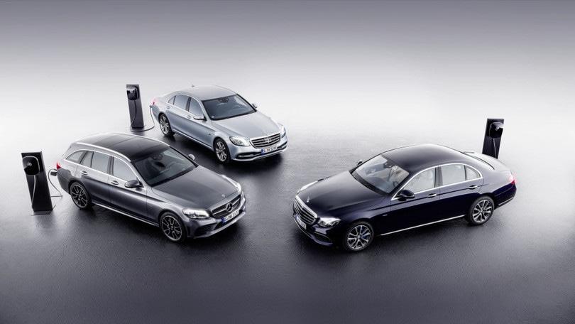 Mercedes, ibrido Diesel: atto terzo a Ginevra