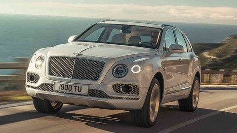 Bentley Bentayga Hybrid, SUV ibrido ed extra-lusso