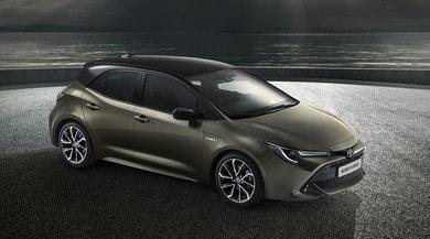 Toyota Auris, con la terza generazione l'ibrido raddoppia