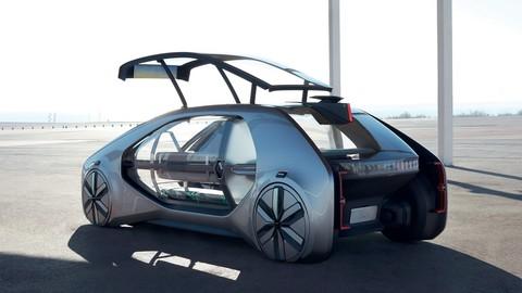 Renault EZ-GO, spostamenti easy