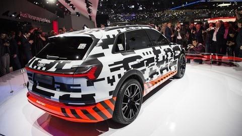 Audi e-tron Prototype: foto