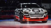 Audi e-tron Prototype, da Ginevra al mercato il passo è breve